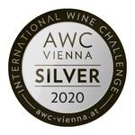 AWC (Austrian Wine Challange) - Silber 2020